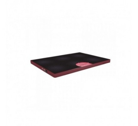 LAPTOP COOLER PAD 2 FAN/2USB RED APPROX