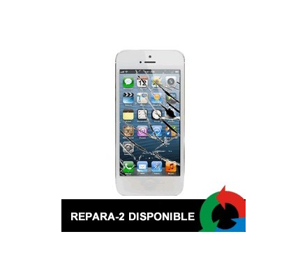 Cambio Pantalla Iphone 5 Blanco