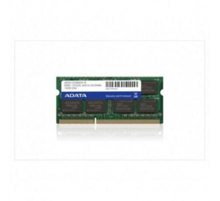 DDR III 2 GB 1333 Mhz. SODIMM ADATA