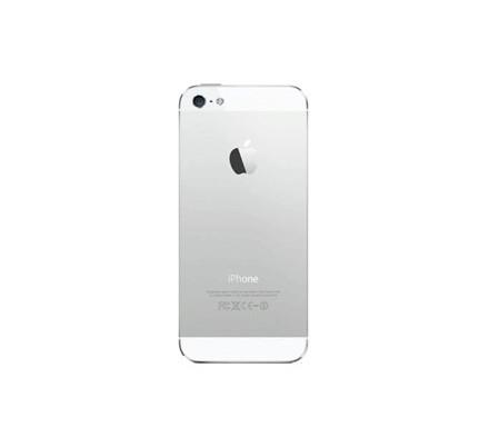 Cambio Carcasa Trasera Iphone 5 Blanca