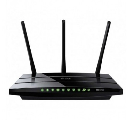 TP-LINK AC1750 WIRELESS DUAL BAND GIGABIT ROUTER ARCHER C7