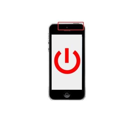 Cambio Botón Encendido Iphone 5