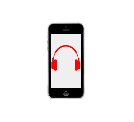 Cambio Entrada Auriculares Iphone 5