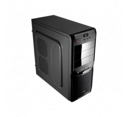 CAJA SEMITORRE ATX V3X BLACK S/F AEROCOOL