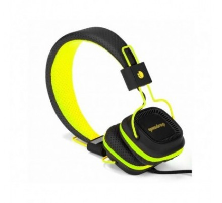 AURICULARES ESTEREO GUMDROP YELLOW NGS