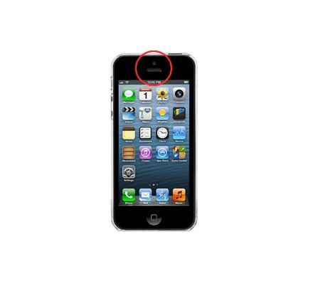 Cambio Sensor Proximidad Iphone 5