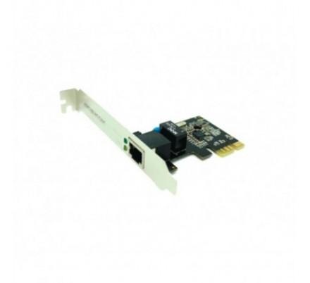 T. DE RED 10/100/1 Gbit PCI-E APPROX