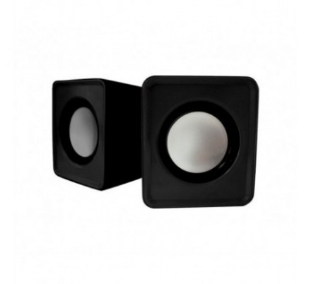 MINI ALTAVOCES 2.0 SPX1 BLACK APPROX