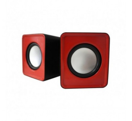 MINI ALTAVOCES 2.0 SPX1 RED APPROX