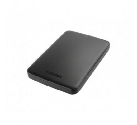 HDD EXTERNO TOSHIBA CANVIO BASICS 2.5 2 TB 3.0 BLACK