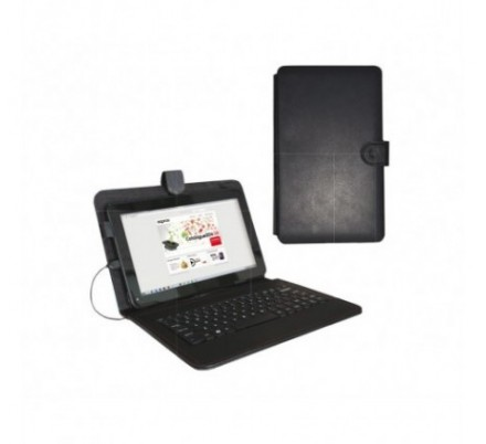 FUNDA + TECLADO TABLET 9.7'' APPROX