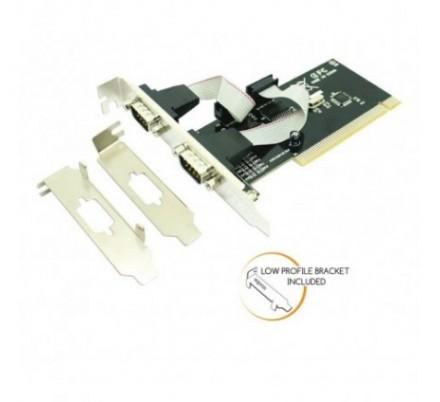 ADAPTADOR PCI 2 PUERTOS SERIE APPROX