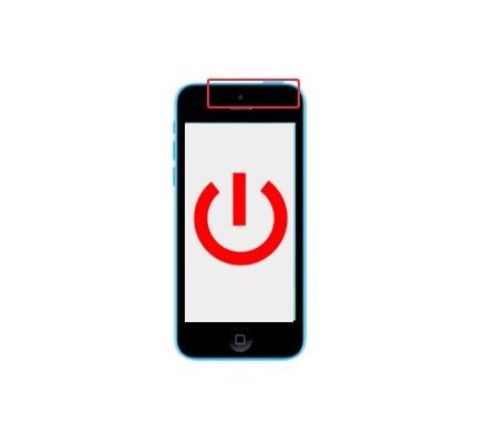 Cambio Botón Encendido Iphone 5C