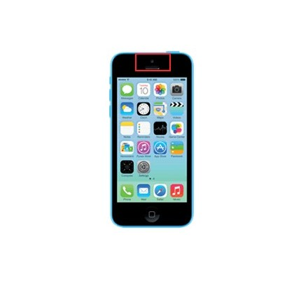 Cambio Sensor Proximidad Iphone 5C