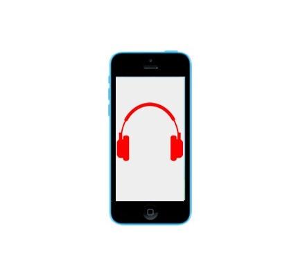Cambio Entrada Auriculares Iphone 5C