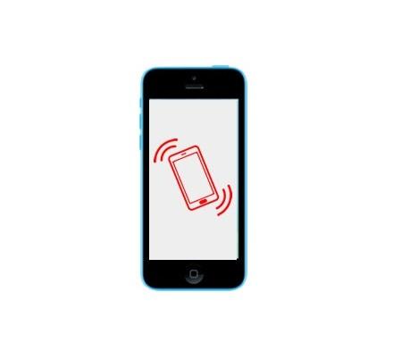 Cambio Vibrador Iphone 5C