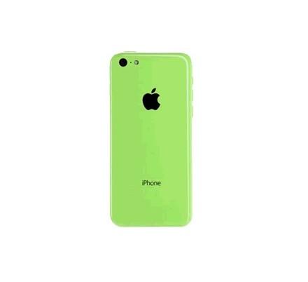 Cambio Carcasa Trasera Iphone 5C Verde