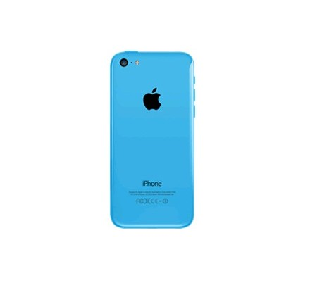 Cambio Carcasa Trasera Iphone 5C Azul