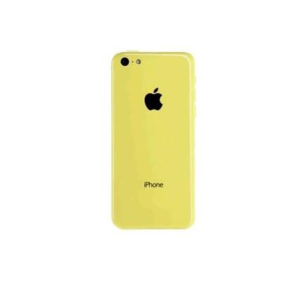 Cambio Carcasa Trasera Iphone 5C Amarilla