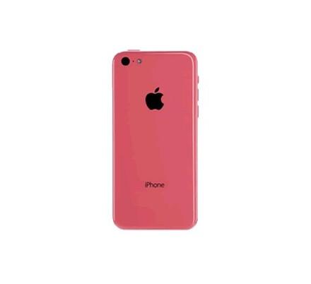 Cambio Carcasa Trasera Iphone 5C Rosa