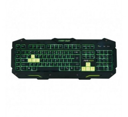 KEEPOUT GAMING KEYBOARD F89S