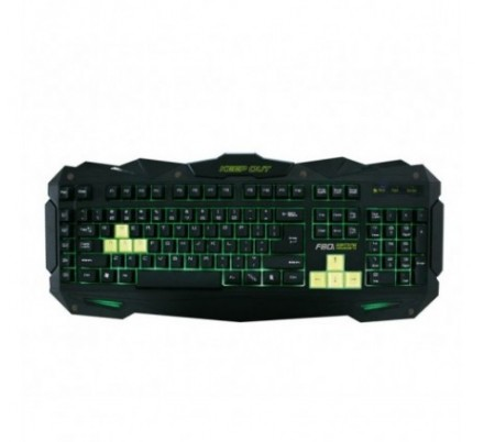 KEEPOUT GAMING KEYBOARD F80S