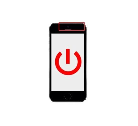 Cambio Botón Encendido Iphone 5S