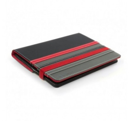 FUNDA UNIVERSAL TABLET DUO 7''-8'' RED NGS