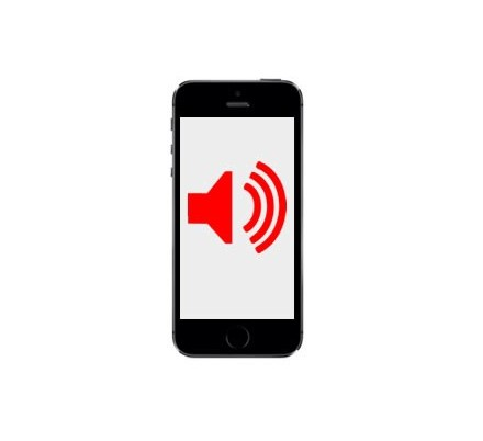 Cambio Altavoces Iphone 5S