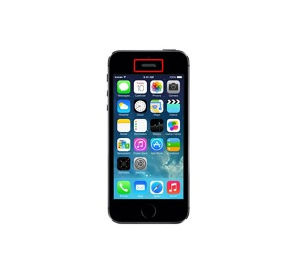 Cambio Sensor Proximidad Iphone 5S