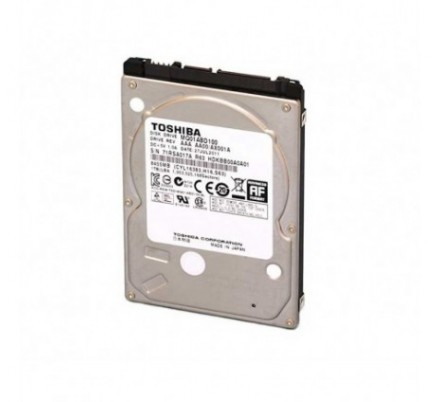 DISCO DURO 500 GB 2.5'' SATA TOSHIBA