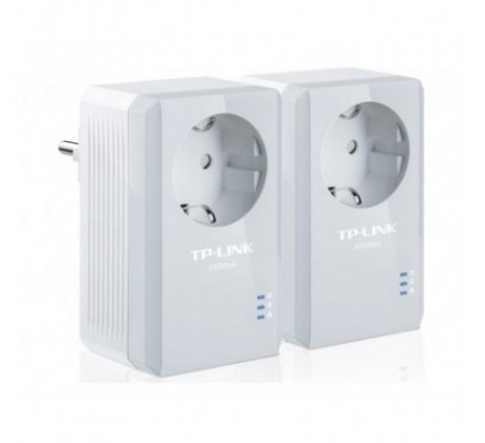 TP-LINK POWERLINE ETH 500Mbps (x2) PA4010P