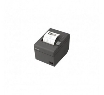 EPSON TM-T20II USB-ETHERNET BLACK + F.A.