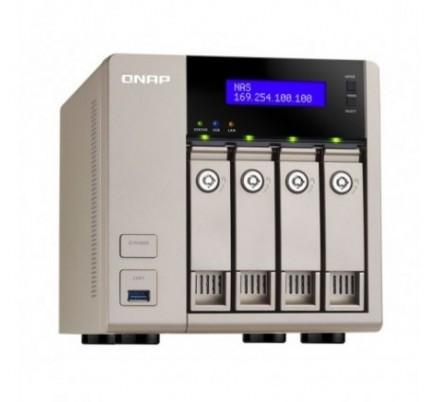 QNAP SERVIDOR NAS TVS-463-4G