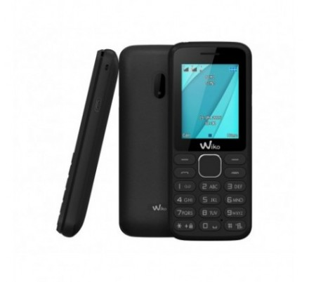 TELEFONO MOVIL WIKO LUBI4 1.8'' BLACK