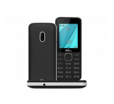 TELEFONO MOVIL WIKO LUBI4 1.8'' BLACK/WHITE