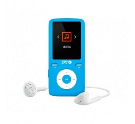 SPC REPRODUCTOR MP4 PURE SOUND 8 GB BLUE