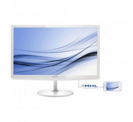 MONITOR PHILIPS 247E6EDAW BLANCO IPS MHL MM SOFTBLUE