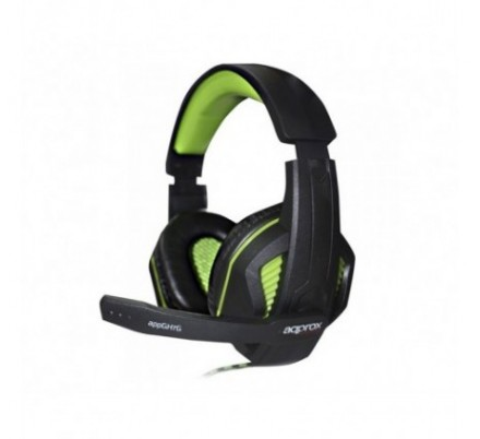 AURICULAR GAMING APPGH7 GREEN APPROX