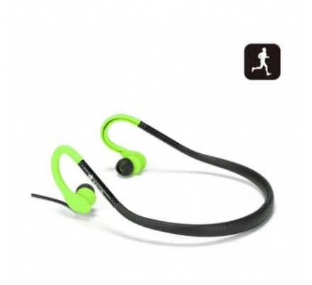 AURICULARES ESTEREO GREEN COUGAR NGS
