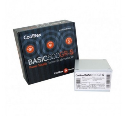 FUENTE ALIM. COOLBOX BASIC 500GR-S FORMATO SFX