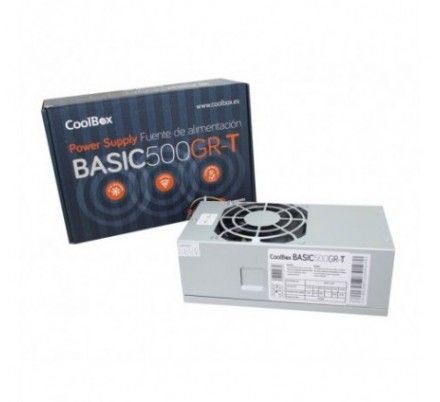 FUENTE ALIM. COOLBOX BASIC 500GR-T FORMATO TFX
