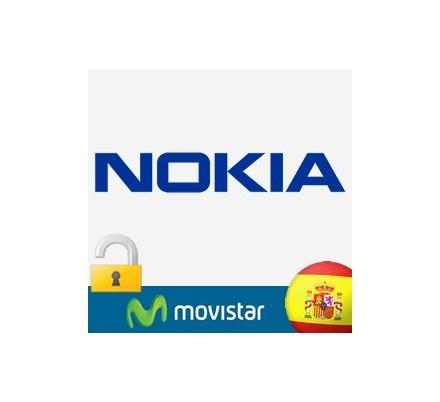 Liberar Nokia Movistar