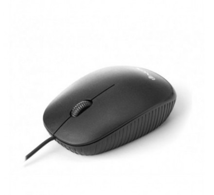 MOUSE NOTEBOOK OPTICO FLAME BLACK NGS