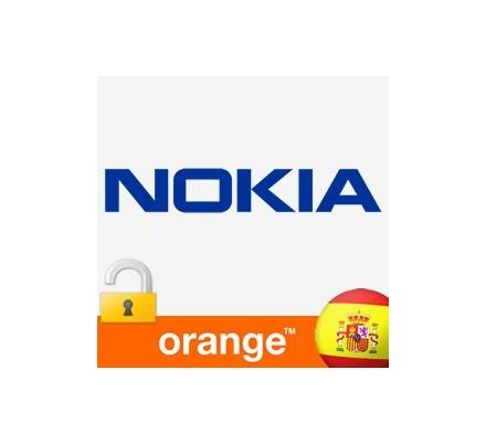 Liberar Nokia Orange