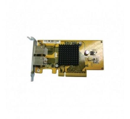 QNAP TARJETA GIGABIT ETHERNET PC LAN-1G2T-U