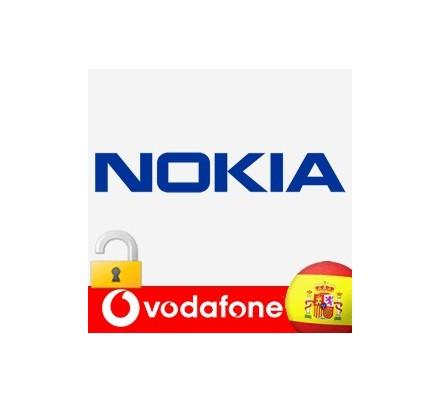 Liberar Nokia Vodafone