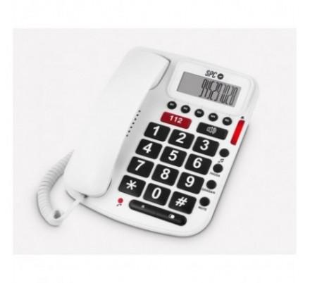 SPC TELEFONO COMFORT VOLUME SENIOR WHITE