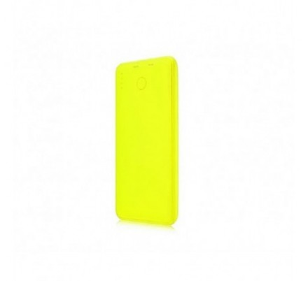 POWER BANK UNIVERSAL 10000mAh AMARILLO COOLBOX