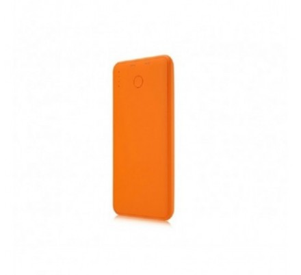 POWER BANK UNIVERSAL 10000mAh NARANJA COOLBOX